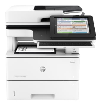 HP LaserJet Enterprise M527dn 1