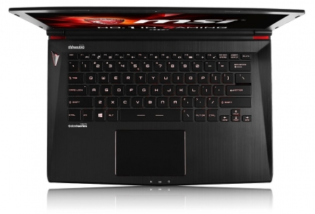 MSI GS40 Phantom 6QE 12