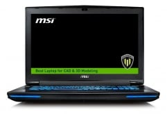 MSI WT72-6QM Workstation