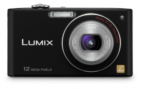 Panasonic Lumix DMC-FX48 1