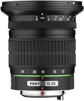Pentax SMC DA 12-24 mm f/4 AL ED [IF] 1