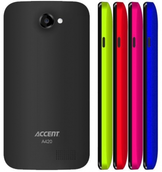 Accent A420 3