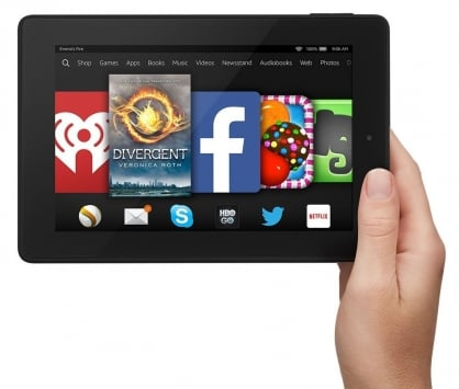 Amazon Fire HD 7 4