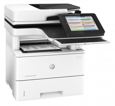 HP LaserJet Enterprise M527dn 4