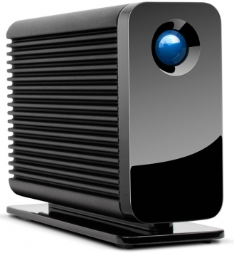 LaCie Little Big Disk Thunderbolt 2 4