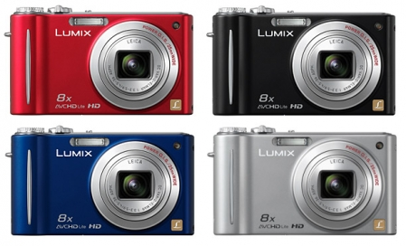 Panasonic Lumix DMC-ZX3 (ZR3) 4