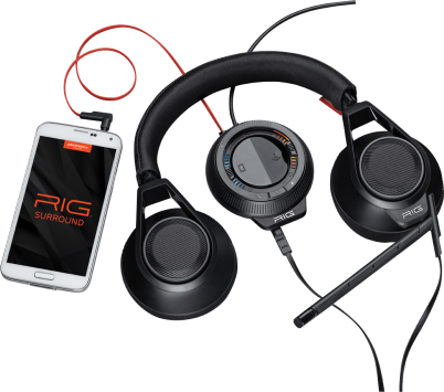 Plantronics Rig Surround 5