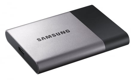 Samsung Portable SSD T3 4