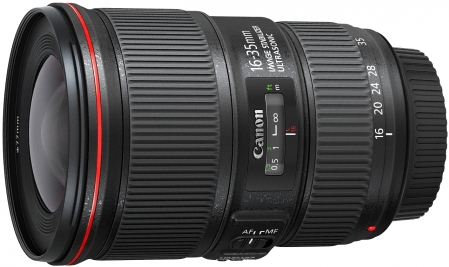 Canon EF 16-35mm f/4L IS USM 1