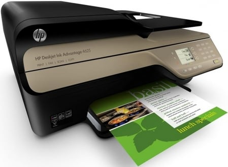 HP Deskjet Ink Advantage 4625 2