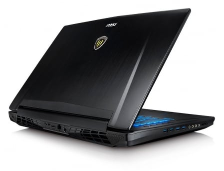 MSI WT72-6QM Workstation 6