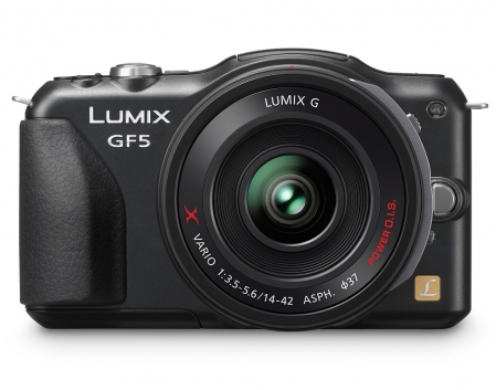 Panasonic Lumix DMC-GF5 1