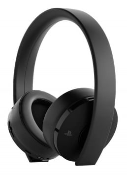 Sony PS4 Gold Wireless Stereo Headset 1