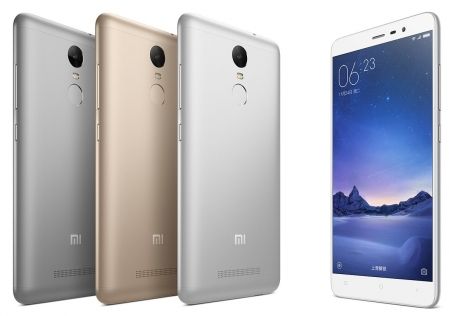 Xiaomi Redmi Note 3 4