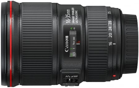 Canon EF 16-35mm f/4L IS USM 2
