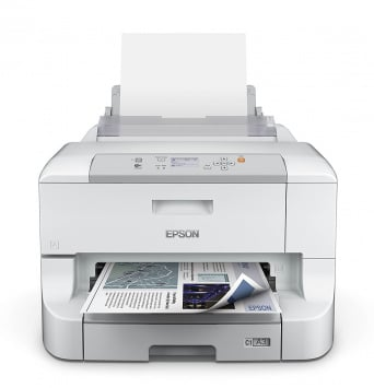 Epson WorkForce Pro WF-8010DW 1