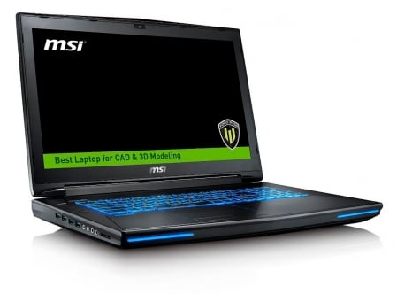 MSI WT72-6QM Workstation 8