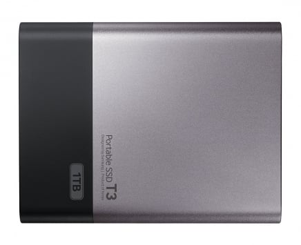 Samsung Portable SSD T3 6