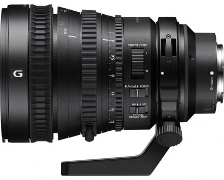 Sony FE PZ 28-135mm f/4 G OSS 1