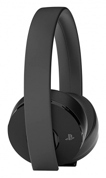 Sony PS4 Gold Wireless Stereo Headset 4