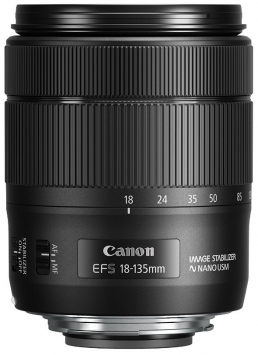 Canon EF-S 18-135mm f/3.5-5.6 IS USM 1