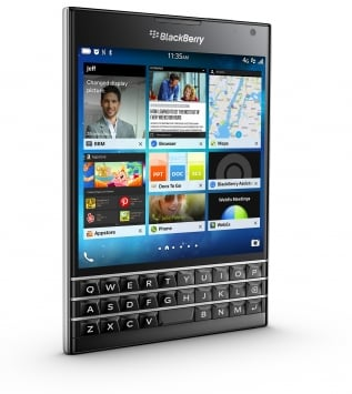BlackBerry Passport 3