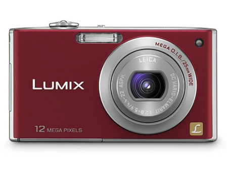 Panasonic Lumix DMC-FX48 5