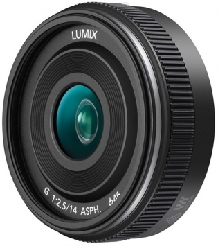 Panasonic Lumix G 14mm F2.5 II ASPH 1