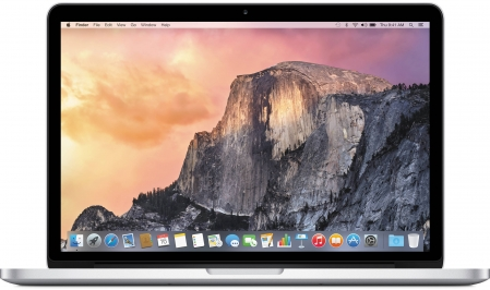 Apple MacBook Pro 13 Retina Display (2015) 1