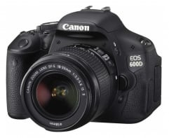 Canon EOS 600D (Digital Rebel T3i)