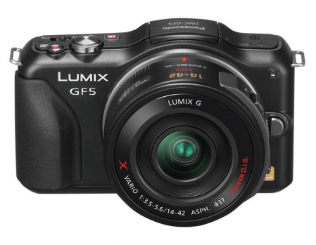 Panasonic Lumix DMC-GF5 2
