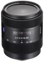 Sony Carl Zeiss ZA 16-80 mm f/3,5-4,5 DT