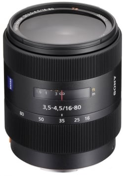 Sony Carl Zeiss ZA 16-80 mm f/3,5-4,5 DT 1
