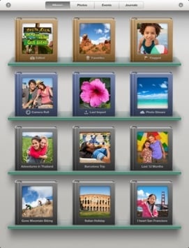 Apple iPhoto for iOS 3