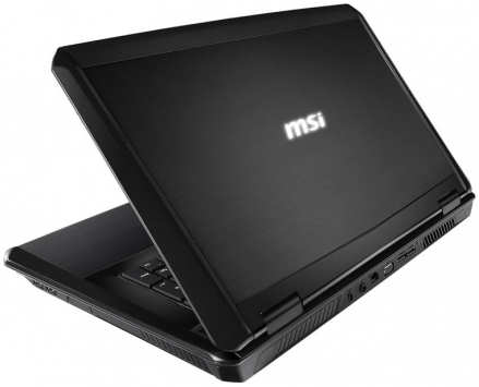 MSI GT70 2OL Workstation 7