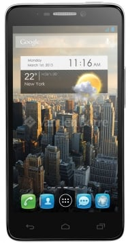 Alcatel OneTouch 6030D Idol 1
