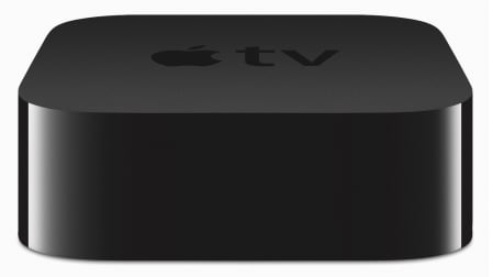 Apple TV (4gen) 1