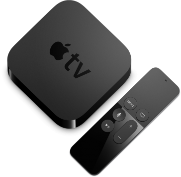 Apple TV (4gen) 4