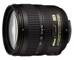 Nikon AF-S  18-70mm f/3.5-4.5G ED-IF DX