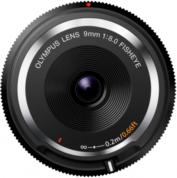Olympus 9mm F8 Fish-Eye 3
