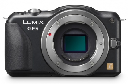 Panasonic Lumix DMC-GF5 4