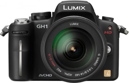 Panasonic Lumix DMC-GH1 1