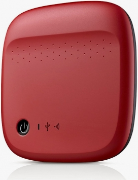 Seagate Wireless Mobile 5