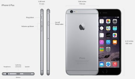 Apple iPhone 6 Plus 10