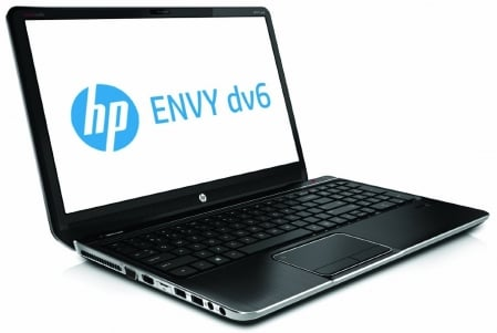 HP Envy dv6 2
