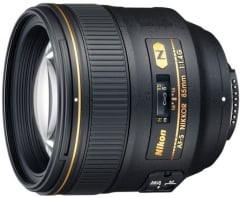 Nikon AF-S NIKKOR 85 mm f/1.4G