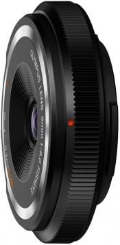 Olympus 9mm F8 Fish-Eye 1