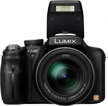 Panasonic Lumix DMC-FZ48 (FZ47) 2