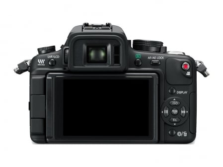 Panasonic Lumix DMC-GH1 2