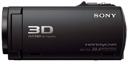 Sony HDR-TD30 2
